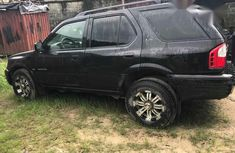 Isuzu Rodeo 2001 Black for sale