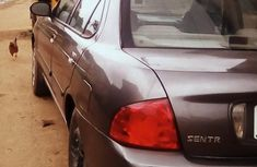 Nissan Sentra 2004 Gray for sale