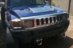 Hammer H3 2015 Blue for sale