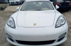 Porsche Panamera 2011 White for sale