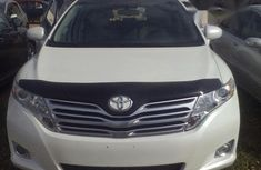 Toyota Venza 2009 White for sale