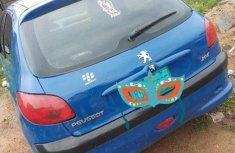 Peugeot 206 2004 Blue for sale