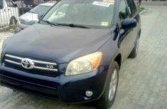 Toyota RAV4 2007 Petrol Automatic Blue for sale