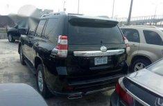 Toyota Prado 2012 Black for sale