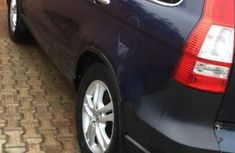 Honda CRV 2011 Blue for sale