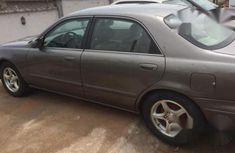 Clean Mazda 626 2000 Gray for sale