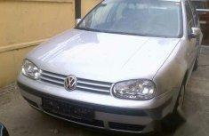 Used Volkswagen Golf4 1996 Silver