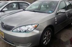Tokunbo Toyota Camry 2006 Silver for sale