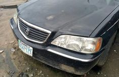 Acura Saloon CL 2002 Black for sale