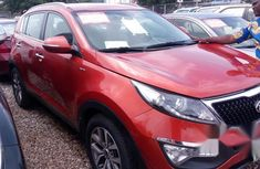 Registered Kia Sportage 2016 Red for sale