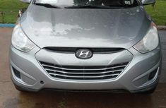Hyundai ix35 2011 Gray for sale