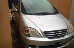 Clean Toyota Nadia 2000 Gray for sale
