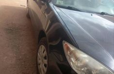 Tokunbo Toyota Camry 2003 Black for sale