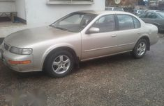 Nissan Maxima 1997 Gold For Sale