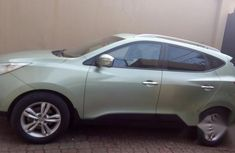 Hyundai Ix35 2011 Green for sale