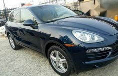 Porsche Cayenne 2013 Blue for sale