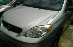 Toyota Matrix 2003 Silver for sale