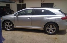 Toyota Venza 2008 Silver for sale