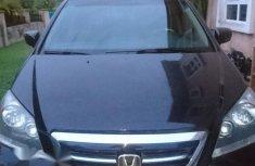 Honda Odyssey 2017 Black for sale
