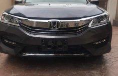 Tokunbo Honda Accord 2017 Gray for sale