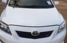 Toyota Corolla 2010 White for sale