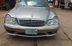 Mercedes-Benz C230 2004 Gray for sale