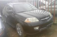 Acura MDX 2003 Petrol Automatic Black for sale