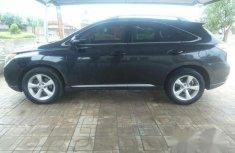 Lexus RX 350 2012 Black for sale