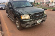 Ford Explorer 2001 Green for sale