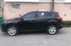 Tokunbo Toyota Rav4 2013 Black for sale