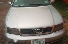 Clean Audi A4 2004 Silver for sale