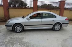 Peugeot 607 2006 Silver for sale