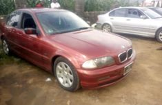 Super Clean Bmw 318 2000 Red