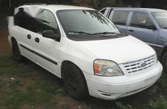 Ford Freestar 2005 White for sale