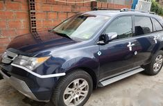 Tokunbo Acura MDX 2009 Blue for sale