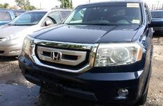 Honda Pilot 2009 Petrol Automatic Blue for sale