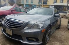 One Month Registered Mercedes-Benz E350 2010 for sale