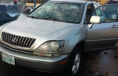 Neatly Used Lexus Rx300 2003 Silver For Sale