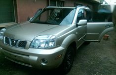 Super Neat Nissan X-Trail 2006 for sale