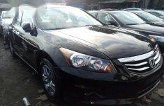 Honda Accord 2012 Black for sale