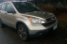 Honda Crv 2007 Gold for sale