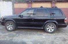 Nissan Pathfinder 2004 Black for sale