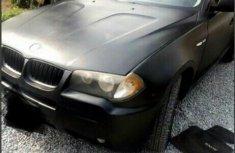 Naija Used BMW X3 2006 Black for sale