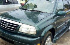 Suzuki XL-7 4*4 2004 Green for sale