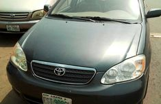 Toyota Corolla 2003 Green for sale