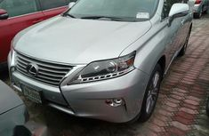 Tokunbo Lexus Rx 350 2015 Silver for sale