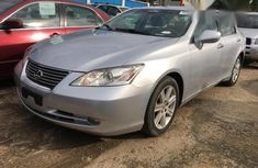 Used Lexus ES 350 2007 Silver for sale