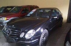 Mercedes-Benz E320 2004 Black for sale