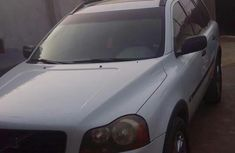 Volvo XC90 2005 White for sale