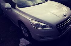 Peugeot 508 2014 White for sale